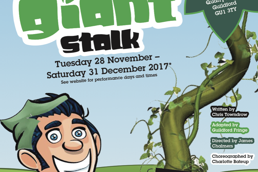 Jack and his Giant Stalk