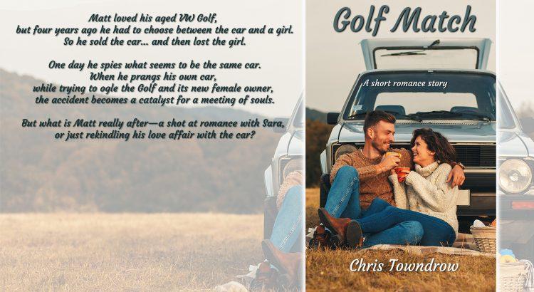 Golf Match - banner